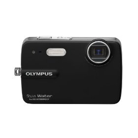 camera olympus 550wp black