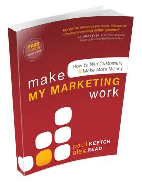 make my marketing work paul keetch