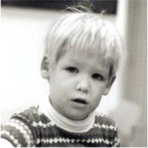 john hall as a small boy sq
