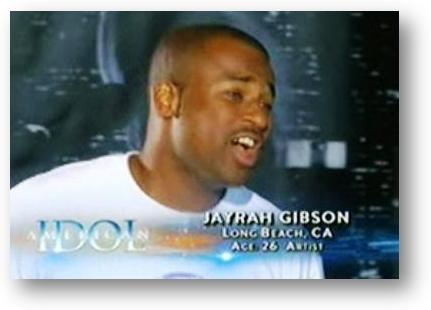 Jayrah Gibson American Idol