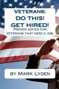 book veterans do this get hired