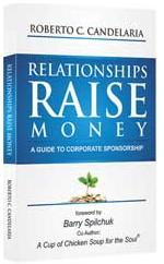 book relationships raise money roberto candelaria