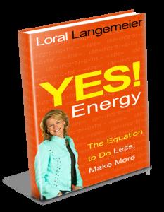 book loral langemeier yes energy