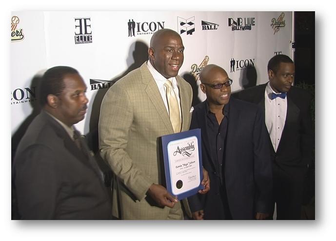 Magic Johnson Award