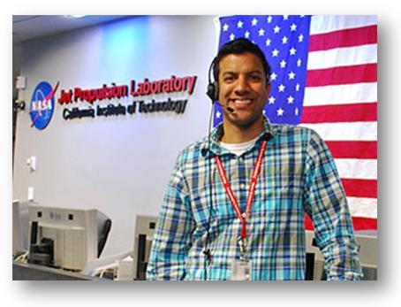 Dr Ravi Prakash JPL MSL Curiosity