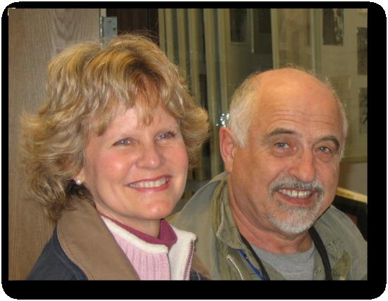 Stacey Patterson and Vadim Borbatov sh