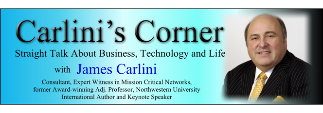 banner james carlini - Carlini's Corner