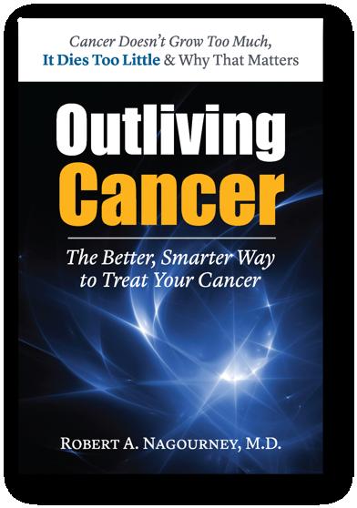 Book Outliving Cancer sh