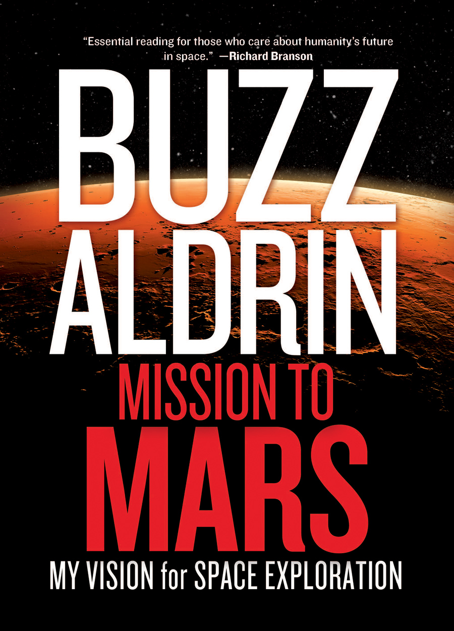 book buzz aldrin mission to mars