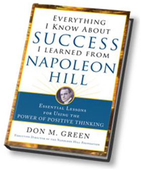 don m green napoleon hill success book author
