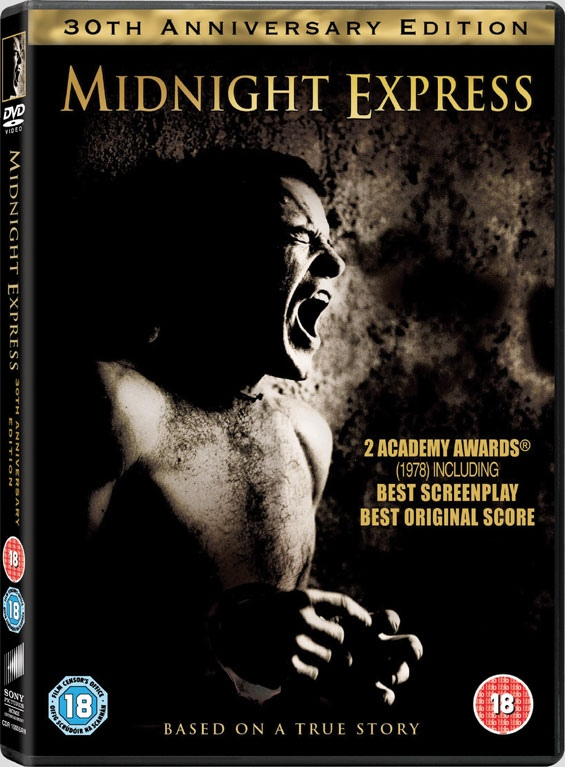 pic midnight express dvd cover