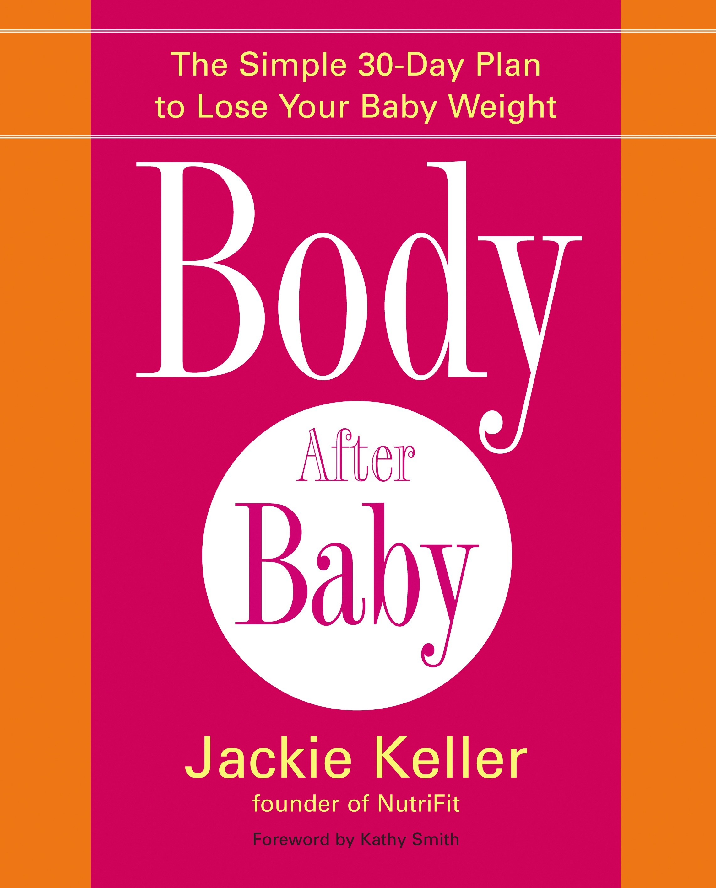 book Body After Baby book cover