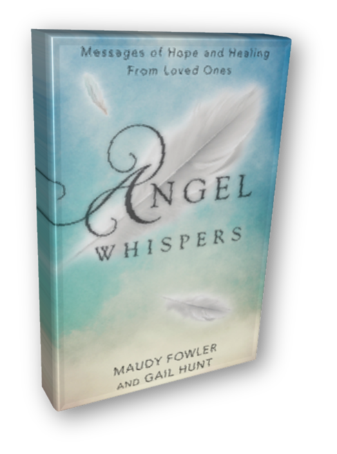 book angel whispers cover 3d sh
