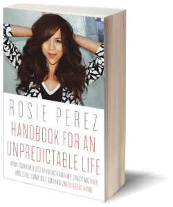 Book Rosie Perez 3d