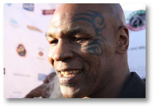 Mike Tyson sh