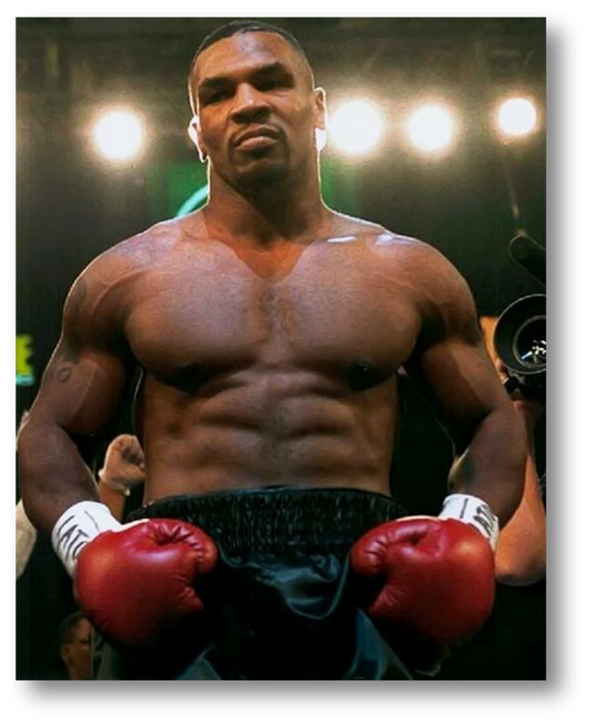 Mike Tyson Fighter - from ReturnOfKings.com