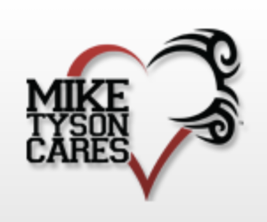 logo mike tyson cares