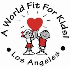 logo a world fit for kids