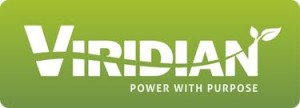 logo viridian Energy green