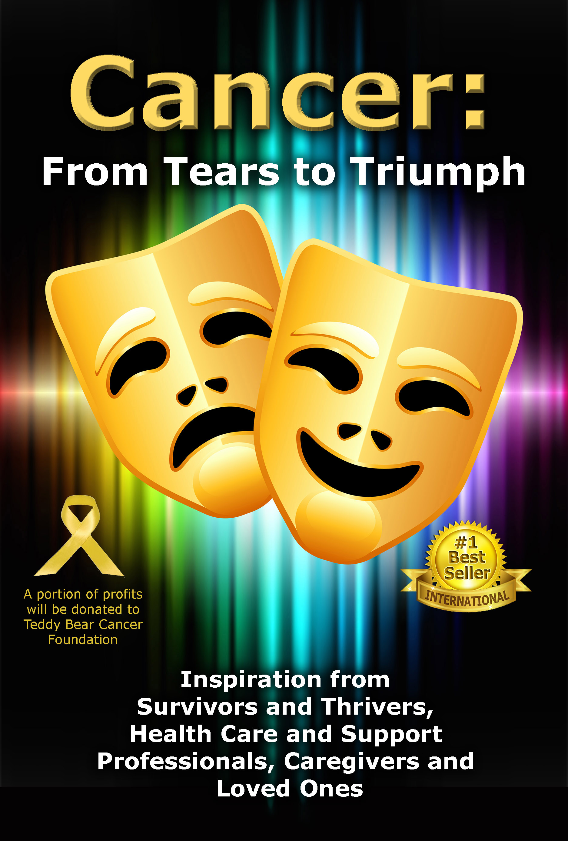 Book Cover - Cancer: From Tears to Triumph